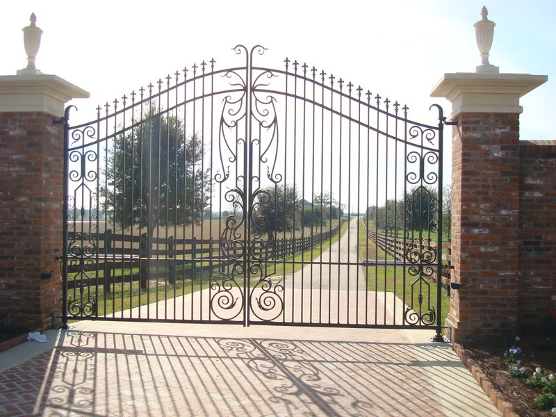 Gates - Monty Ladner Wrought Iron